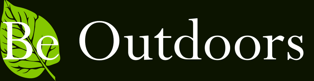 Be Outdoors